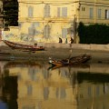 Senegal, St.louis, reflection