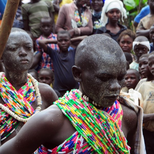 Uganda -Initiation ceremony